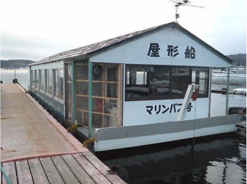 【長野・野尻湖】気の合った仲間とゆっくりで楽しむ!貸切ワカサギ釣りプラン♪の紹介画像