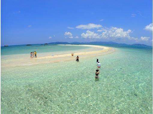 【沖縄・石垣島】マーメイドになろう!幻の島へ上陸&シュノーケリング 水中カメラレンタル無料!