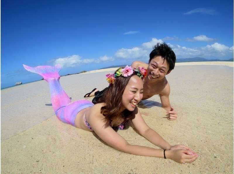 [Okinawa Ishigaki Island] to become a mermaid! Phantom of the island snorkeling introduction image