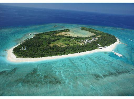 [北部島嶼]人氣第一! Minnajima令人興奮的船浮潛和一日游海の紹介画像