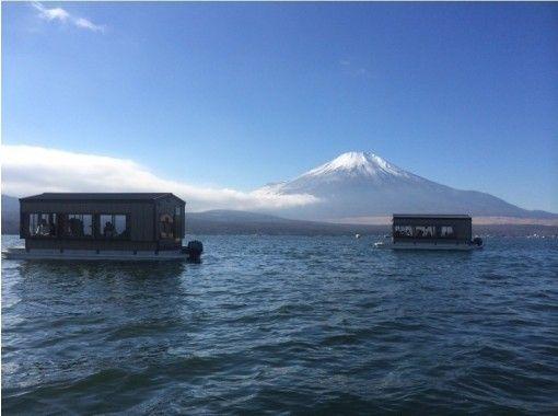【山梨・山中湖】定員10名のドーム船で最大7時間ワカサギ釣り!オプションで天ぷらセットもできます!