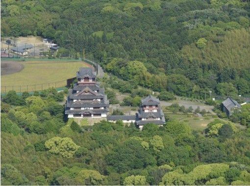 【京都府・京都】清水寺を上空から「ヘリコプター遊覧飛行体験」(12分)