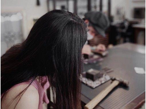 【沖縄・那覇】バングル制作体験 カップル、お友達、お一人、プレゼントの紹介画像