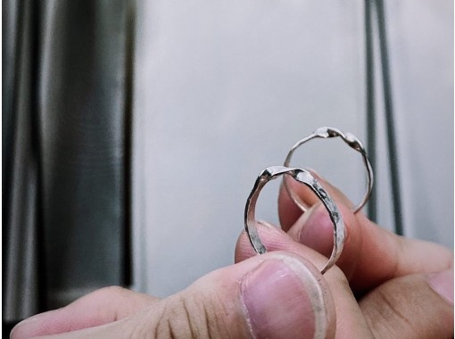 [Okinawa Naha]Making accessories experience-important memories! Original ring making experienceの紹介画像