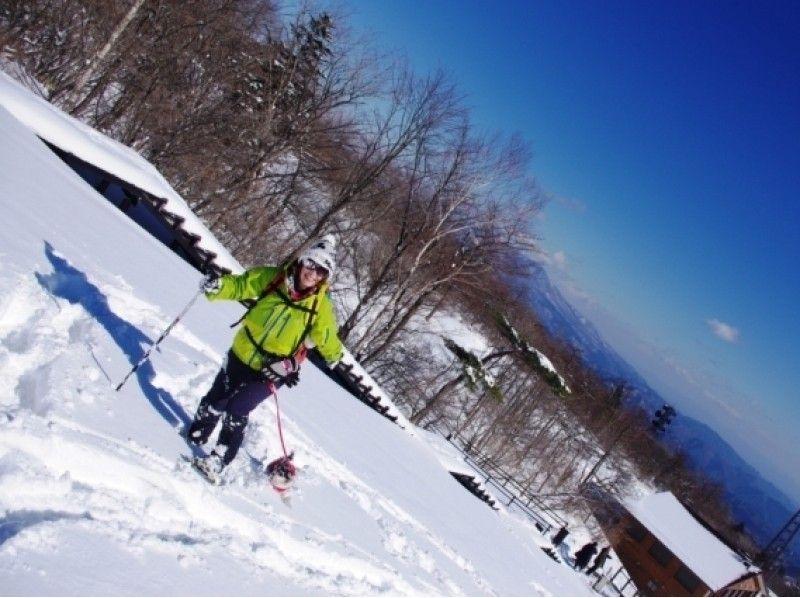 【栃木・日光】霧降高原スノーシュー体験ツアー!冬の自然を大満喫しよう!(半日)の紹介画像