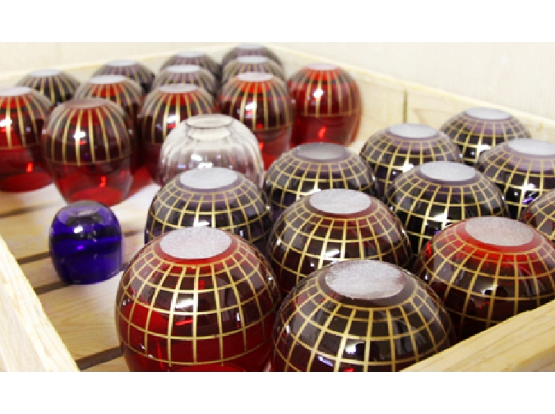 [Tokyo Koto Ward] Edo Kiriko glass manufacturing experience of the introduction image