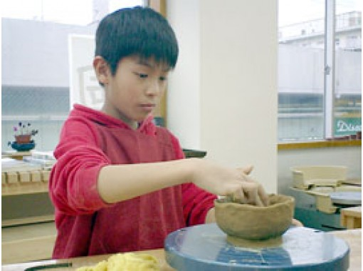 【大阪・京橋】初めての方歓迎!おためし1日手びねり陶芸体験