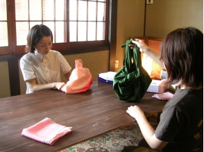 京友禅体験工房丸益西村屋(KyoYuzenWorkshop MarumasuNishimuraya)の画像