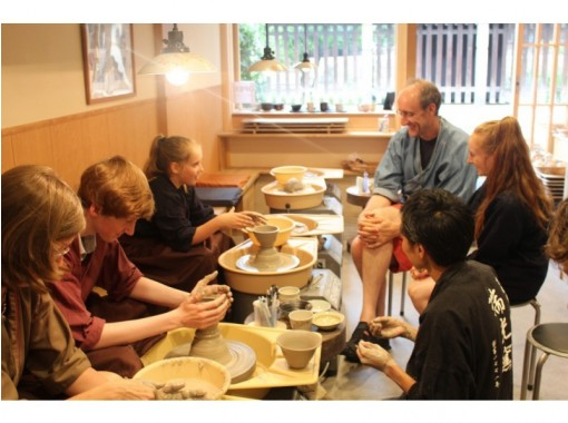 [Kyoto Shimizu] Beginners welcome! Create your favorite shape! Rolling wheel experience standard plan (30 minutes)の紹介画像