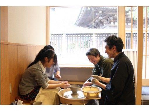 [Kyoto/ Shimizu] Make unlimited! ! Bake two! Rokuro experience Zuikou plan (60 minutes)の紹介画像