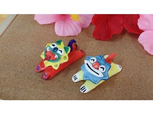 【沖縄・石垣島】お土産にもオススメ「シーサー絵付け体験」小さなお子さまも楽しめます!