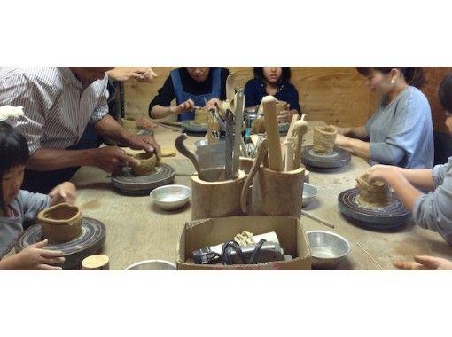 【佐賀・小城】手ろくろ 陶芸体験~手ぶらでOK!気軽に体験できます!初心者大歓迎