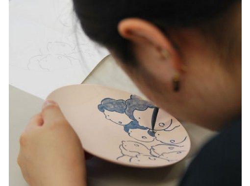 【神奈川・湯河原】小さなお子様も楽しめる!お好きな器に絵付け体験