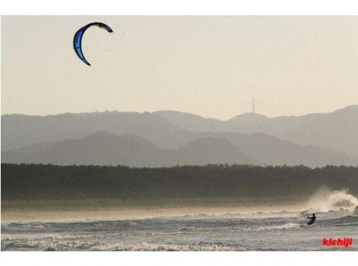 【佐賀・唐津】カイトサーフィン3時間コース