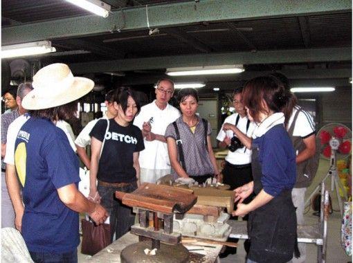 【兵庫・姫路】鬼師の指導で粘土工作に挑戦「粘土工作体験」と工場見学で職人技も見られる!