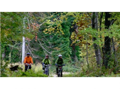 【北海道・支笏湖】MTBサイクリング1日ツアー 支笏湖 MTB(千歳⇔支笏湖コース)