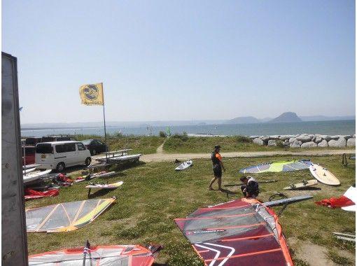【佐賀・唐津】ウインドサーフィン3時間コース