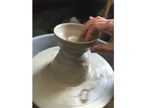 [Osaka/ Ibaraki] Welcome beginners! The best part of pottery! Electric potter's wheel experience courseの紹介画像