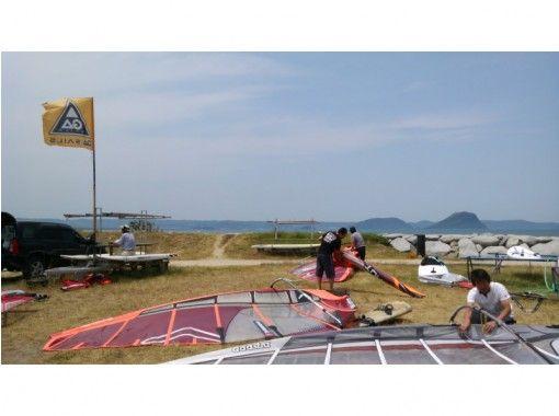 【佐賀・唐津】ウインドサーフィン1日コース
