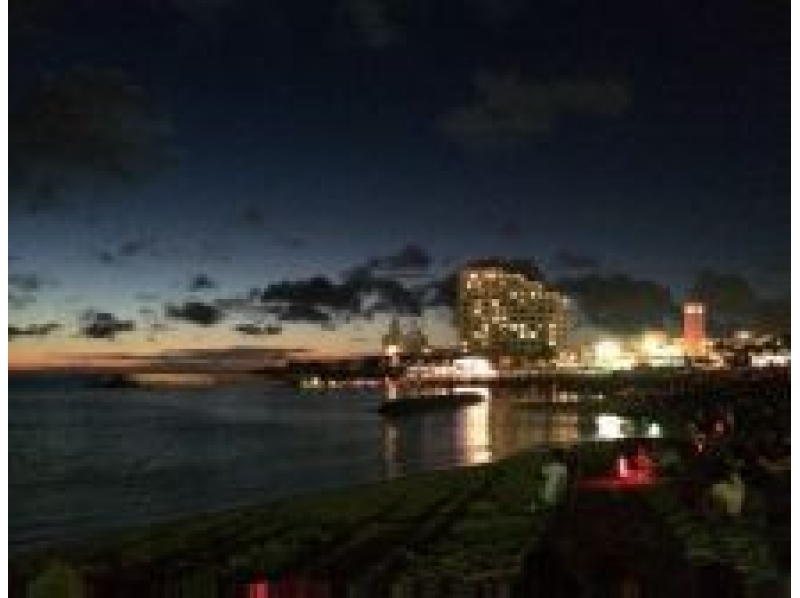 【沖縄・北谷】ロマンチック!サンセット・ナイトクルーズ&テラスBBQ【3時間・クルージング】の紹介画像