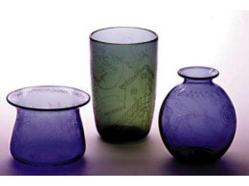【長野・軽井沢】初心者歓迎!アート気分満喫!自分の好きな絵をガラスに彫ろう