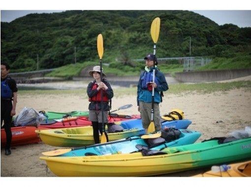 【九州・長崎・平戸】カヤックキャンプ体験 はじめてのキャンプ!