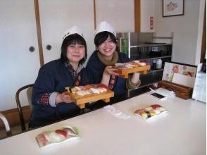 にぎり寿司体験 あかざわの画像