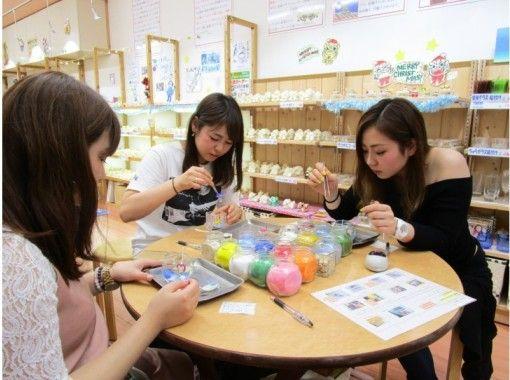 【沖縄・キャンドル作り体験】美ら風◎沖縄の素材を使い思い出もギュッと詰めて!ちゅらキャンドル作り体験