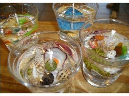 【京都府・京丹後市】クラフト体験~まるで海の中みたい!オシャレな「マリンキャンドル作り」