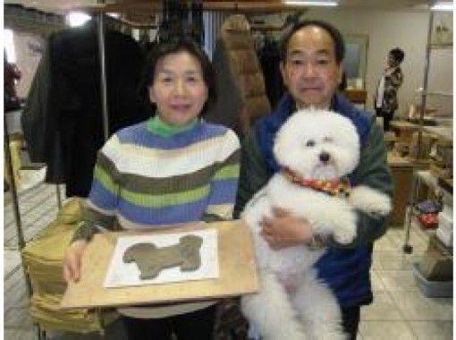 【静岡・伊豆高原・わんこプレート作り】お子様の記念手形や愛犬の足型に!プレート作り体験