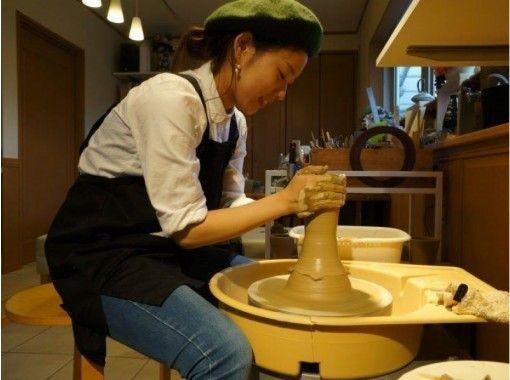 [เมือง Akashi จังหวัดเฮียวโกะ] รู้สึกเหมือนช่างปั้นมืออาชีพ! ประสบการณ์รถเข็นไฟฟ้า (1 วัน) แกลลอรี่ในร้านの紹介画像