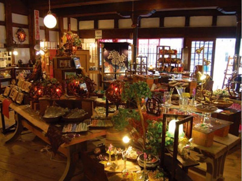 【北海道・フュージング体験】お好きなガラスを組み合わせて小物を作る フュージング体験の紹介画像