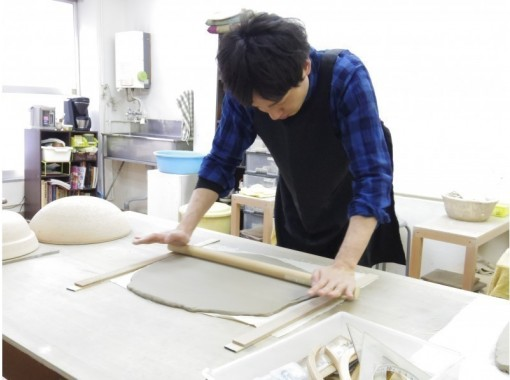 [Tokyo/ Akabanebashi] My clay pot can be made in 2 hours! Handmade clay pot experience, even beginners can make it. On the day reservation is OK!の紹介画像