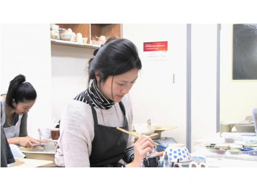 [Tokyo Akabane Bridge] Recommended for beginners! Hand-crafted pottery experience with free ideas. On the day reservation is OK!の紹介画像