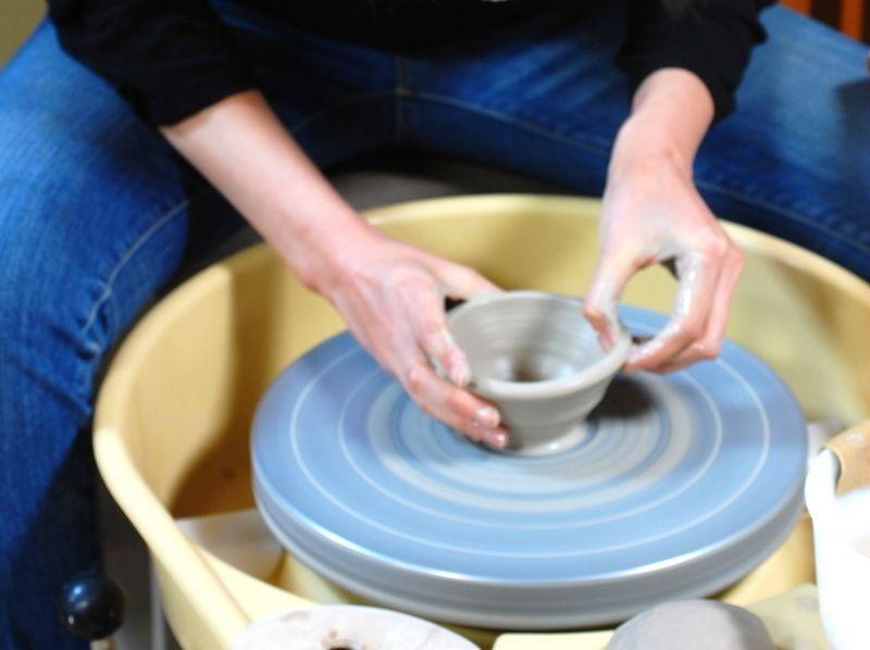 【北海道・陶芸体験】電動ろくろを使って小鉢を作ろうの紹介画像