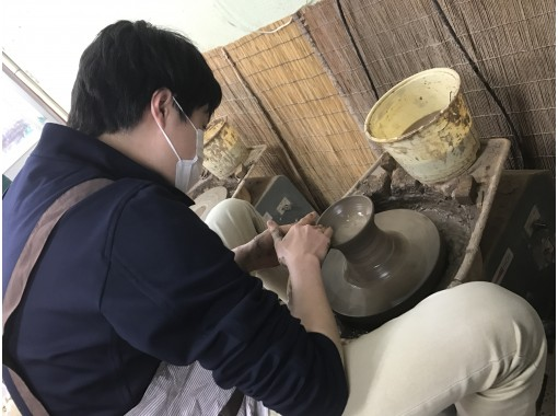 [Hyogo/ Amagasaki] 2 minutes on foot from the station! Ceramic works that convey love to partners! Surprise pottery plan to partnerの紹介画像