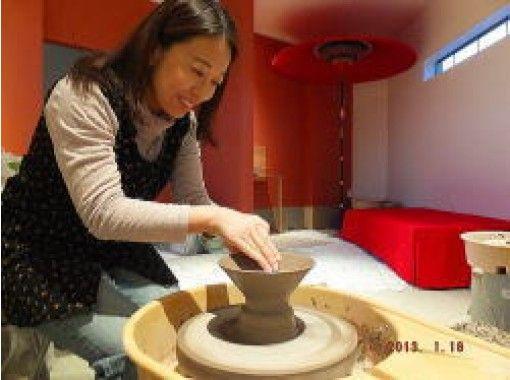 【三重・伊勢市】伊勢神宮より徒歩15分!旅を楽しむご提案★電動ろくろで作る陶芸体験