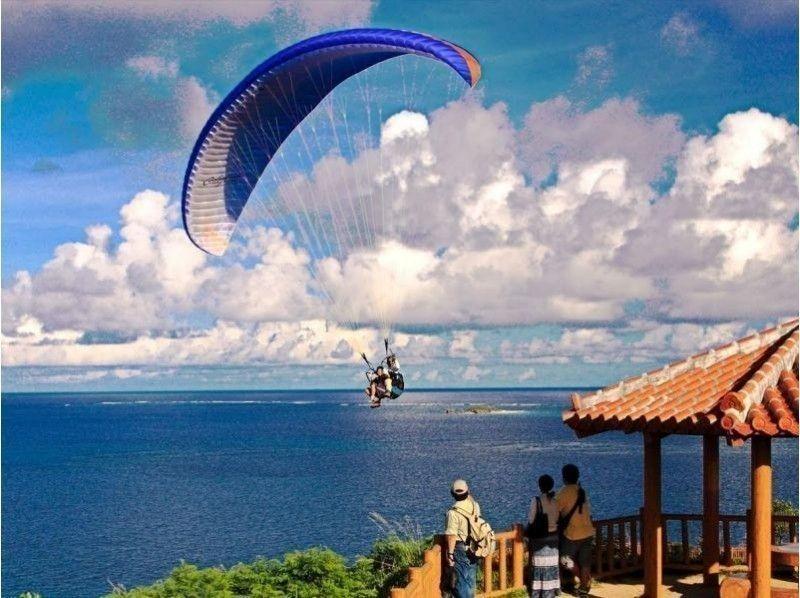 ท้องฟ้าของจุดท่องเที่ยวที่สวยงาม พาราไกลด์ดิ้ง(Paragliding) !! Let เหมาใน