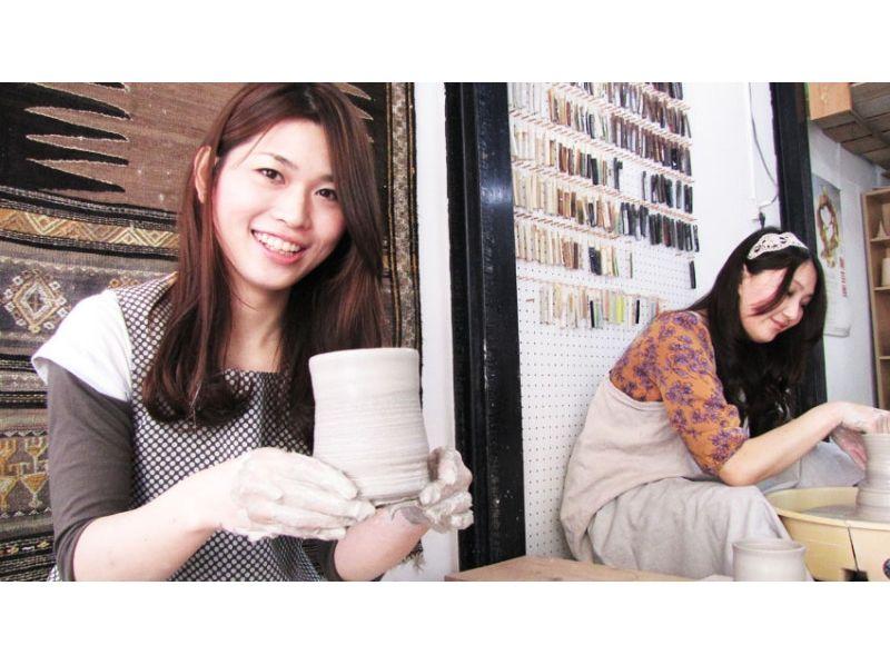 【東京都・陶芸】創作意欲だけでOK!初めての陶芸プランの紹介画像
