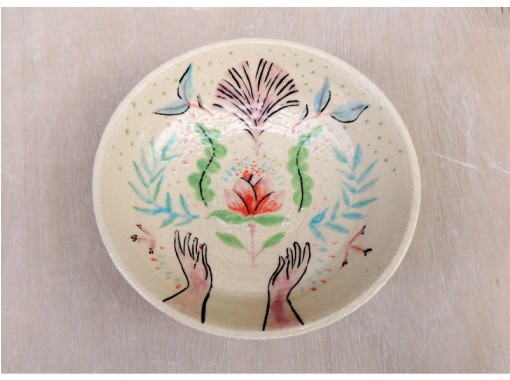 """[東京都-鉑]對陶瓷藝術的""""電動轆轤體驗"""",創作的衝動只能在確定的第一次!當天可以預訂!孩子們也可以享受!の紹介画像"""