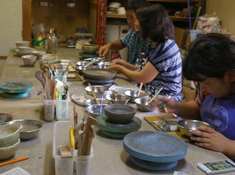 【北海道・陶芸】成形から絵付けまで楽しめる!陶芸体験プランの紹介画像