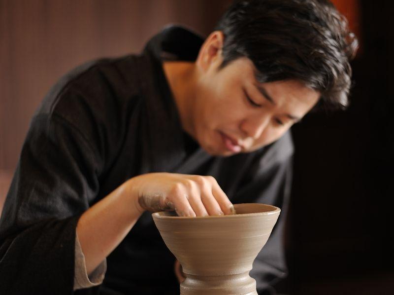 在[神奈川縣,陶]包機研討會,感受到濃郁的四個賽季中,陶藝體驗特別的感覺