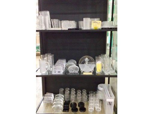 【群馬県・榛東村】ガラス細工~シールで模様を彩ろう「サンドブラスト体験」初心者やお子様も楽しめます!