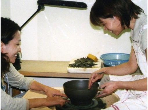 【東京・豊島区】大塚駅すぐ近くのアットホームなアトリエで陶芸にチャレンジ!小学生から楽しめます!の紹介画像