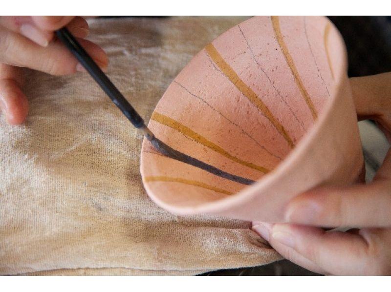 【東京・陶芸手びねり】「成形と削り」or「成形と釉掛け」を体験!手びねりコース(2回)の紹介画像