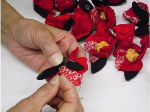 【群馬県・つるし作り体験】世界一のつるし飾りを見ながら!つるし飾り作り体験