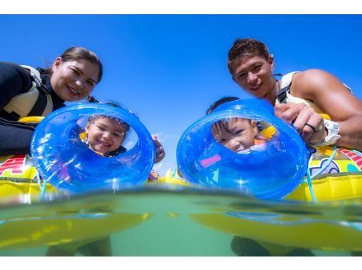 \為家庭推薦/從2歲開始就可以參加!海上野餐和浮潛!有餵食經驗♡の紹介画像