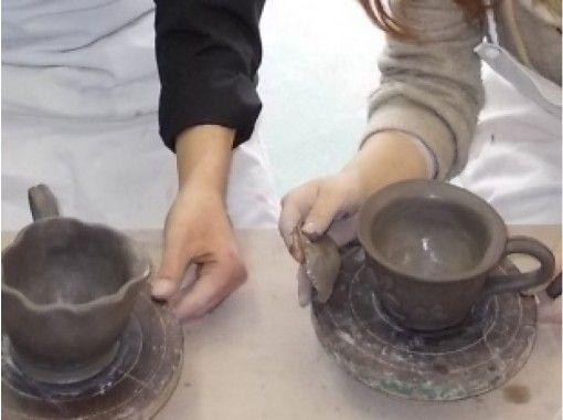 【滋賀県・信楽】電動ろくろ体験~粘土使い放題で茶碗やカップを電動ろくろを使って作ろう(約60分)