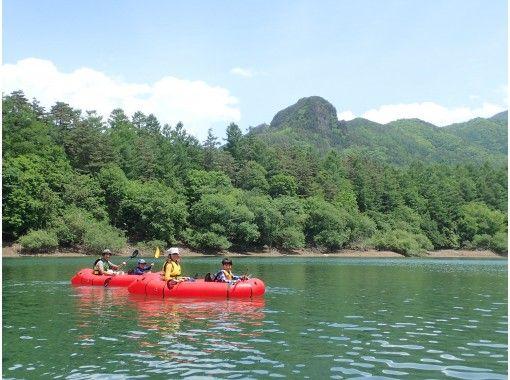 [Nagano Achibake lake] package craft tour @ Kawakamiの紹介画像