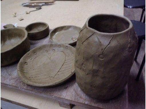 【福島県・磐梯町】自然の中で本格的な陶芸体験を楽しもう!(2回コース)手ぶらでOK!
